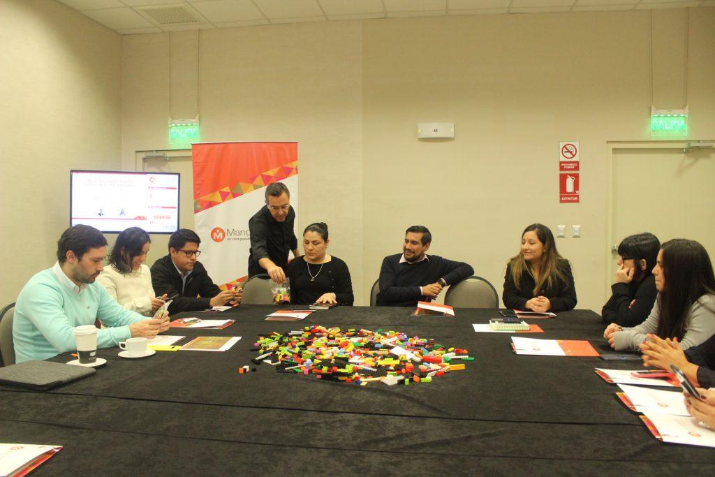 Blog: Lego Serious Play, fundamental para adaptación | Mandomedio Perú