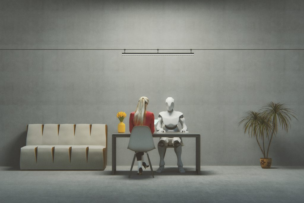 Inteligencia artificial y el contacto humano | Mandomedio Perú