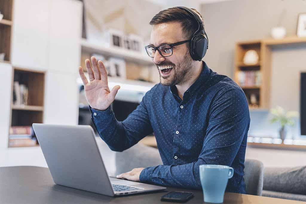 Solo el 55% de profesionales percibe buen clima laboral en un escenario de trabajo remoto