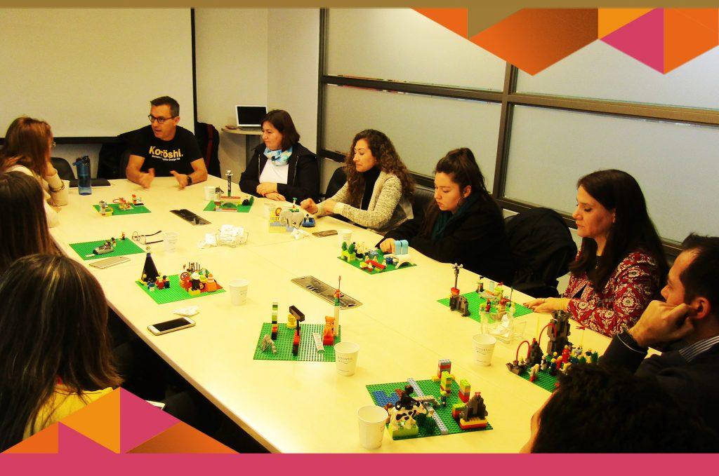 Blog: Encuentro de LEGO® SERIOUS PLAY® | Mandomedio.com