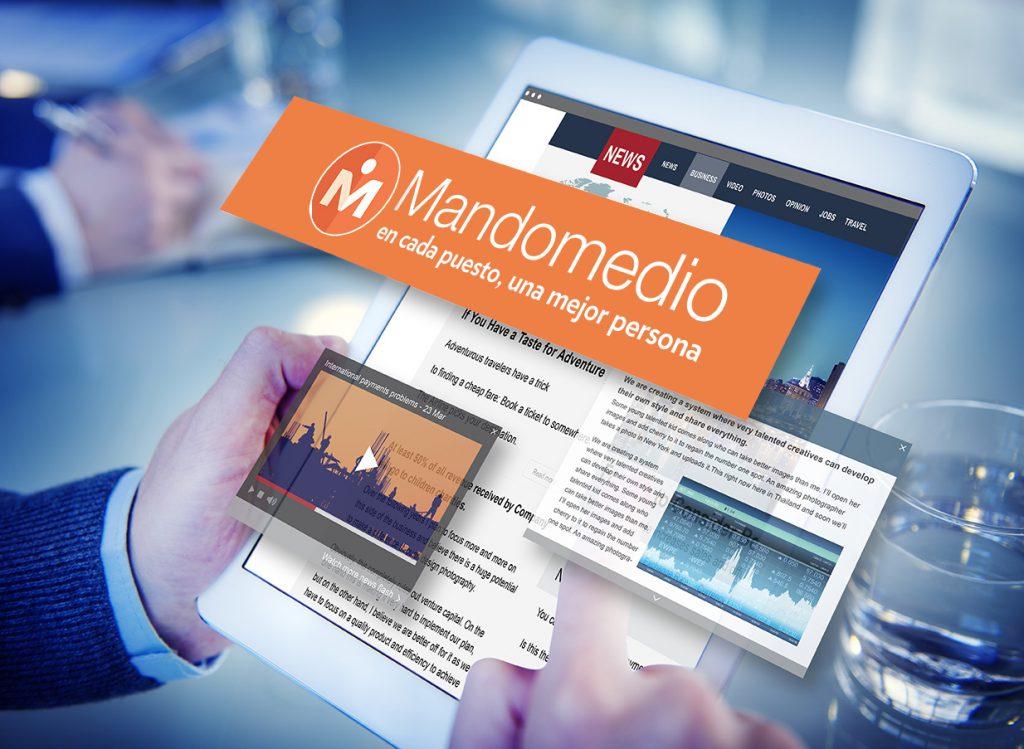 Mandomedio líder de opinión ¡Apariciones en medios! | Mandomedio.com